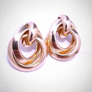 Beautiful Goldfield Earrings